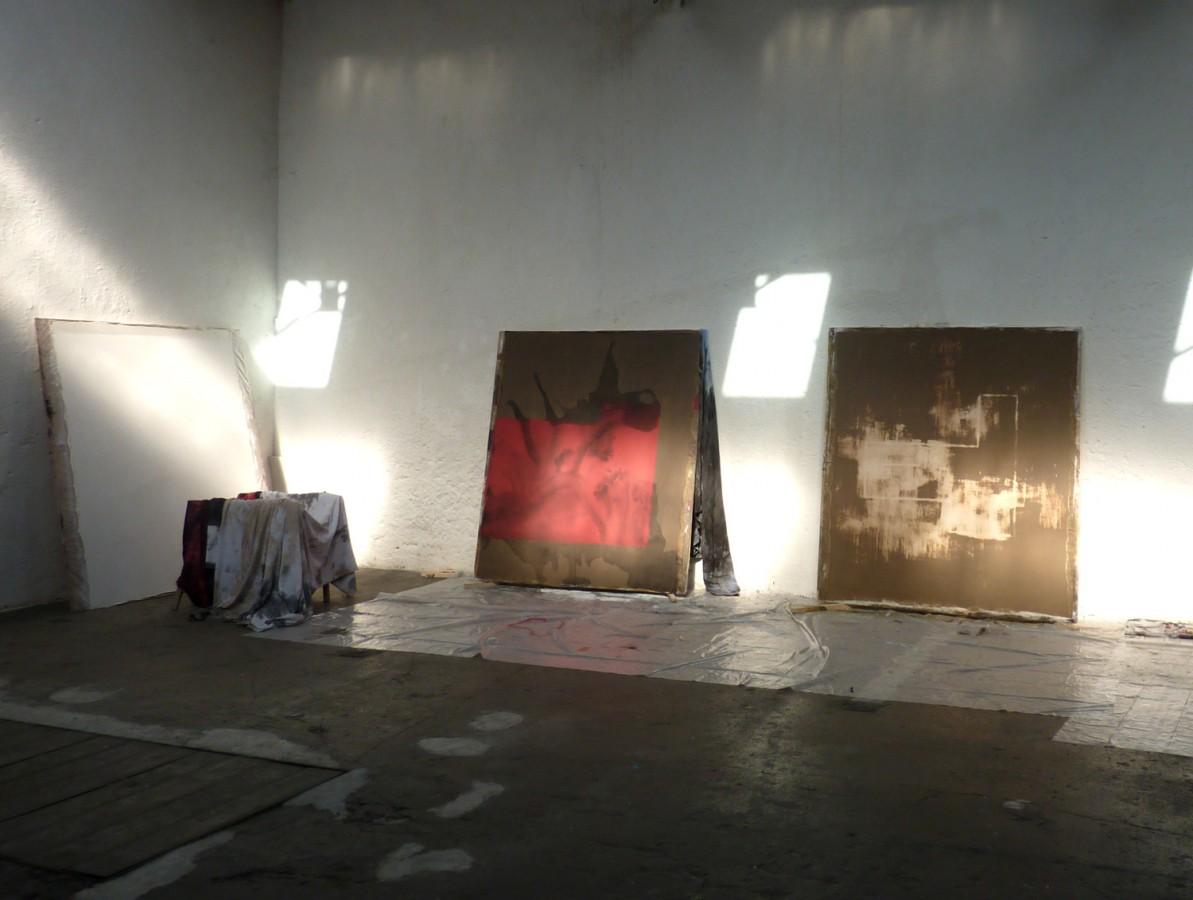 atelier / Claire Colin-Collin