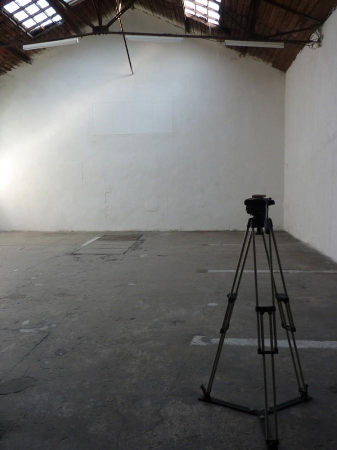 tournage /Le regard D'Esmée Avril 2010